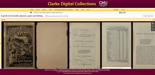 Clarke Digital Collection