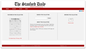 The Standford Daily